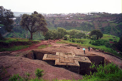lalibela-church-history